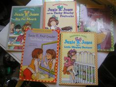 Junie B Jones Chapter Books Lot of 10 Barbara Parks Early Reading Paperback
