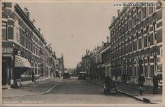 Bloklandstraat 1954 Coen Moulijn en Win Jansen zijn hier opgegroeid