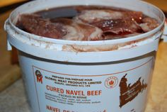 Newfoundland salt meat Newfoundland Recipes, Newfoundland Canada, Newfoundland And Labrador, What Is Geography, Ocean Sounds, Beautiful Sites, My Heritage, Nova Scotia, The Cure