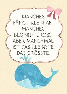 Da sich die Freunde über ein kleines Baby kaum i… Since the friends can barely put in words about a little baby, we have on ROOMBEEZ together some nice greeting cards for the birth together looking ★ For printing or copying ★ Baby Party, Baby Shower Parties, Baby Quotes, Love Quotes, Baby Room Boy, Baby Showers Juegos, Baby Room Themes, Free Baby Stuff, Love Words
