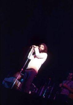 Jim Morrison, Robby Krieger, Ray Manzarek