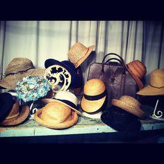 #Vintage #Garden #Hats