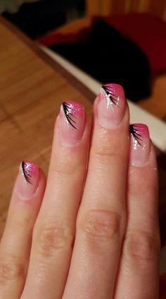 Wedding Nails-A Guide To The Perfect Manicure – NaiLovely Silver Nail Designs, French Tip Nail Designs, Manicure Nail Designs, French Manicure Nails, Purple Nail Designs, Colorful Nail Designs, French Tip Nails, Nail Art Designs, Cute Acrylic Nails