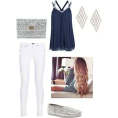 """""""Bling Outfit"""" by sydnee-ellison on Polyvore"""