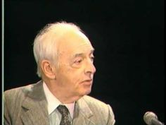 Nobel Prize winner Saul Bellow reads his fiction