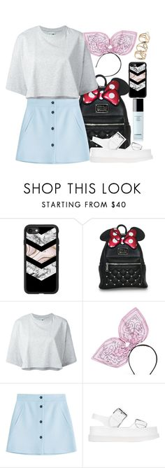 """Disneyland"" by luckystrawberry ❤ liked on Polyvore featuring Casetify, Puma, Piers Atkinson, Paul & Joe and STELLA McCARTNEY"
