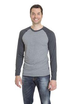 Ethica_Attraction_Heather_Grey_and_Black_Raglan_Long_Sleeve_T-Shirt_for_Men_T-Shirt_Gris_et_Noir_Manches_Longues_Raglan_pour_Homme_Style_142_Model.jpg