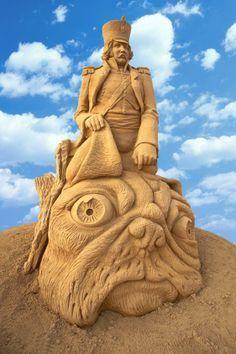 Sculpture on Pinterest   Sand Sculptures, Geometric Sculpture and ...