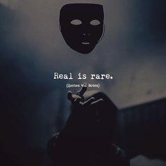 Real is rare.. via (http://ift.tt/2yOdpC6)