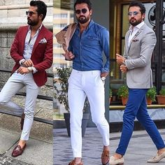 Great prices on amazing business mens fashion. Mens Fashion Suits, Mens Suits, Smart Casual, Men Casual, Blazer Outfits Men, Style Masculin, Man Dressing Style, Smart Outfit, Gq Style