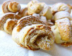 Mandel-Zimt-Croissants – ein herz für zucker