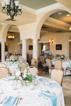 Pink and teal wedding day with butterflies at the Club Continental in Orange Park, Florida | Southern Charm Events
