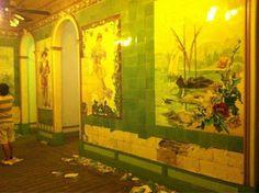 Casarão de Memórias da Amazônia: DENÚNCIA: Palacete Vitor Maria da Silva (Casarão do Ferro de Engomar) sendo destruído pelo descaso