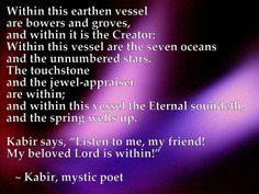 kabir das poems in english