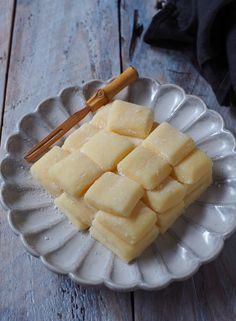 Asian Desserts, Asian Recipes, Cute Food, Yummy Food, Sticky Rice Recipes, Japanese Sweets, Sweets Recipes, Food Videos, Food Porn