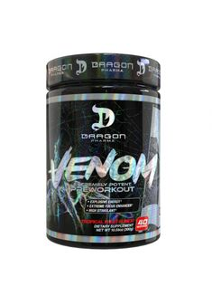 Dragon Pharma VENOM Good Pre Workout, Hard Workout, Bodybuilding, High Intensity Interval Training, Sports Nutrition, Energy Level, How To Increase Energy, Burn Calories, Fat Burning