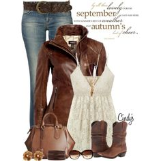 """September Days"" by cindycook10 on Polyvore"