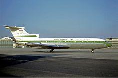 Iraqi Airways   Description Iraqi Airways Trident-1976