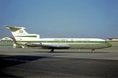Iraqi Airways | Description Iraqi Airways Trident-1976