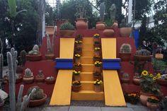 Frida Kahlo: Art, Garden, Life in the New York Botanical Garden | Cacti Pyramid | FATHOM