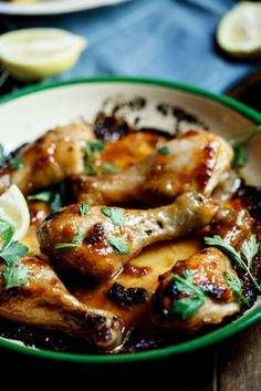 Ingredients 1 cup tangy mayonnaise 1 cup peach chutney juice of 1 lemon pinch salt cup water 8 chicken pieces Peach Chutney, Sticky Chicken, Chicken Feed, South African Recipes, Food For Thought, Carne, Cooking Recipes, Dishes Recipes, Recipies