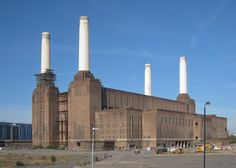 Battersea Power Station - Sir Giles Gilbert Scott