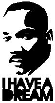 """Martin Luther King, Jr. Written 1 - """"I Have a Dream"""" Crochet Graphghan Pattern (Chart/Graph AND Row-by-Row Written Instructions)"""