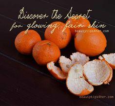 Ways to Use Orange Peels | Orange Peels for Glowing Skin | Beauty and MakeUp Tips