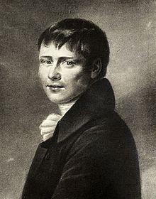 Heinrich von Kleist Bernd Heinrich Wilhelm von Kleist (* 18. Oktober, nach Kleists eigenen Angaben 10. Oktober 1777 in Frankfurt (Oder); † 21. November 1811 am Stolper Loch, heute Kleiner Wannsee (Berlin))– Wikipedia
