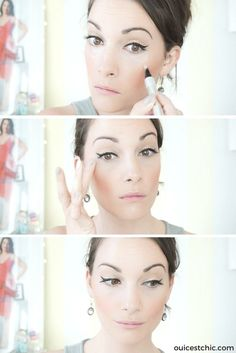 Dark under eye circles? Looking for a great brightening skincare routine for under the eyes? Want that dewy beauty look? Watch my easy step by step video tutorial on light reflecting makeup for glowing skin and see my favourite hydrating products from Sephora! ouicestchic!