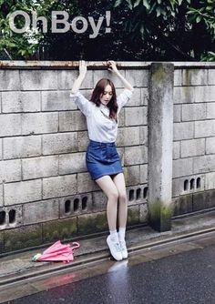소울드레서 (SoulDresser) | [f(x)] 크리스탈 오보이 6월호 화보 - Daum 카페