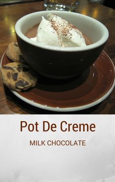 Jason Santos shared a way you can make an elegant dessert in your own kitchen with his recipe for Milk Chocolate Pot De Creme on The Talk. http://www.foodus.com/the-talk-jason-santos-milk-chocolate-pot-de-creme-recipe/