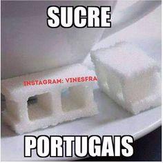 Allez bim un petit sucre dans le café du matin ? :-D Aime et partage à fond ;)