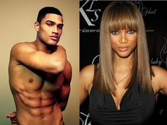 Chatter Busy: Tyra Banks Dating : America's Next Top Cougar !