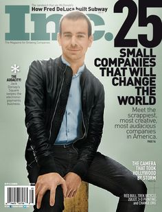 Download the free @Layar App, scan the widely read business magazine @Inc. and discover more!