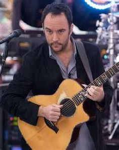Dave Matthews: What can I say, I love men of all shapes, sizes, and propensities!