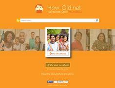 How Old, la web que te dice la edad que aparentas