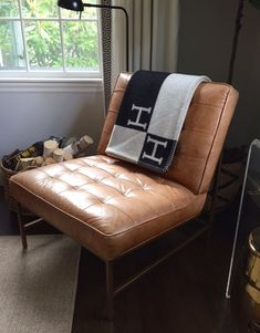 Indigo Sofa With Silver Nailheads So Glam Mitchell Gold Bob Williams Classic Modern Home