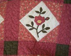 Laurence Sally post quilt