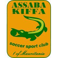 ASC Ittihad Assaba (Kiffa, Mauritania) #ASCIttihadAssaba #Kiffa #Mauritania (L13683) Football Team Logos, Asia, Sports Clubs, Ferrari Logo, Soccer, Football, Ferrari Sign, Soccer Ball, Futbol