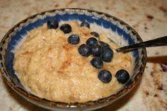 Acorn Squash Porridge (from the Paleo Table) - I love winter squash, sounds good!