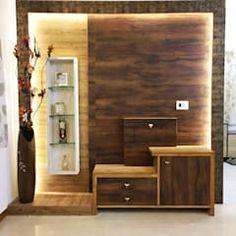 Pooja Room Door Design, Ceiling Design Living Room, Home Room Design, Dining Room Design, Tv Unit Furniture Design, Tv Unit Interior Design, Bedroom Furniture Design, Interior Ideas, Tv Cabinet Design