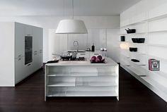 Cucina moderna ad isola living Playground | Elmar Cucine