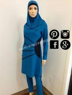 Shawl World Boutique  Available in different sizes ✔  Made in Turkey  | Modest Muslim Clothing  www.shawlworld.ca | 490 Wonderland Rd. S. #5 London, Ontario  #LdnOnt #ForestCity #YXU #Ontario #Canada #UWO #WesternU #2015 #Scarf #Shawl #boutique #Canadian #Muslim #Women #clothing #scarves #hijab #shopping #fashion  #canadianstyle #currentlywearing #whatiwore #fashionblogger #shopping #gta #summer #june #swimwear
