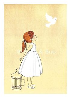 Belle y Boo - animals Art And Illustration, Illustration Mignonne, Illustration Children, Belle E Boo, Art Mignon, Cartoon Kunst, Painted Pony, Art Plastique, Cute Art
