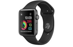 online shopping for Refurbished Apple Watch Series Space Gray Aluminum Case Black Sport Band from top store. See new offer for Refurbished Apple Watch Series Space Gray Aluminum Case Black Sport Band Apple Watch 42mm, Apple Watch Series 3, Apple Watch Gen 2, Apple Watch Space Grau, Baby Watch, Watch 2, Bracelet Sport, Gear S3, Sport Armband