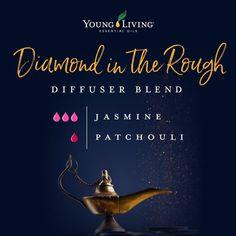 young living essential oils jasmin patchouli Bring das Gefhl von ArabianNights mit dieser DiffuserBlend in dein Zuhause. Bring the feel of ArabianNights into your home with this DiffuserBlend.