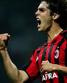 Ricardo Kaka !! My favorite soccer player in the whole wide world !!