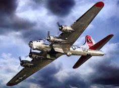 "B-17 ""Yankee Lady"""