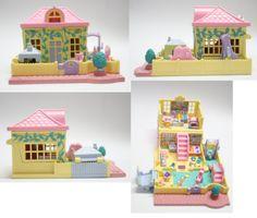 Polly Pocket Nursery School Complete by FHKsamadsStashes on Etsy